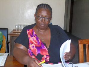 Caroline Mdundo
