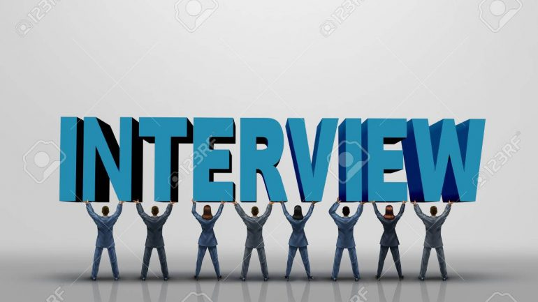 Business Interview Concept